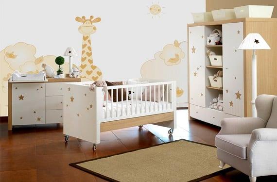 Decorar el cuarto de tu bebé