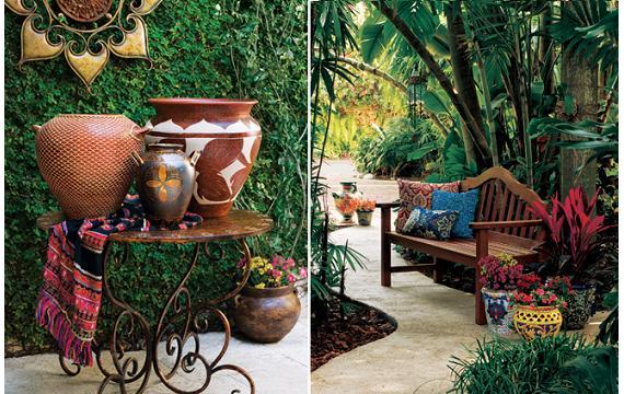 Decoraci n de estilo latino colores e ideas para la for Decoracion artesanal para el hogar
