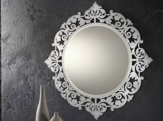 decorative wall mirrors by Rifleshi 39 554x413 Los espejos en la decoración