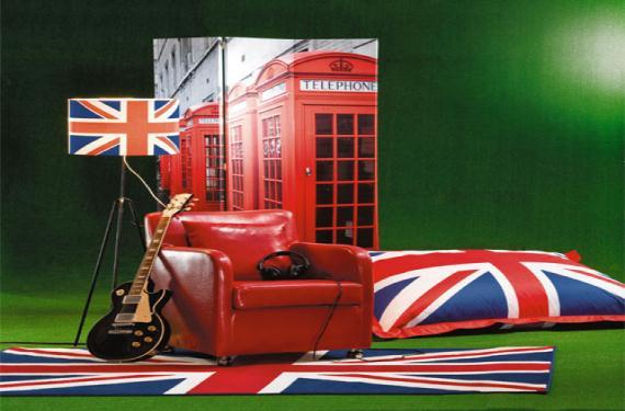 Estilos de decoración: decoración británica