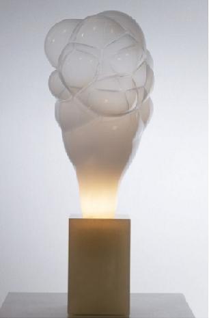 Lámpara con conciencia ecológica
