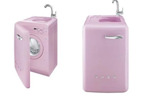 Lavadoras para ahorrar espacio