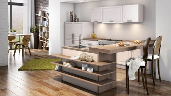 Ideas para dise ar tu cocina for Cocinas pequenas y practicas