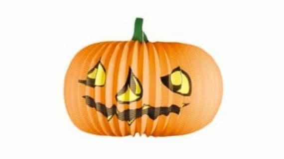 El espíritu de Halloween en la decoración