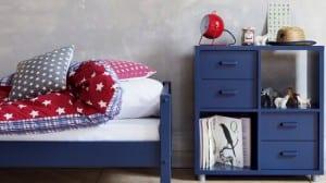 Estilo de decoración de habitación de niño