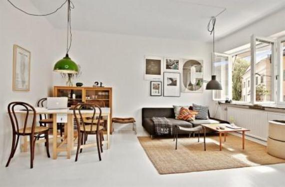 Consejos básicos para decorar un piso nuevo