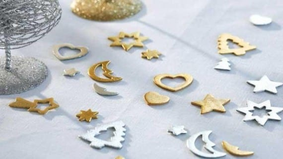 ideas para decorar la mesa en estas fiestas