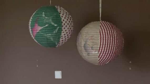 Tendencia en l mparas de techo para ni os - Lamparas estilo japones ...