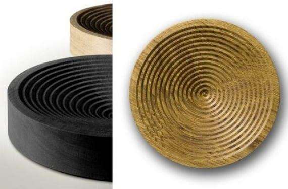 Halo bowls, fruteros o vaciabolsillos de David design