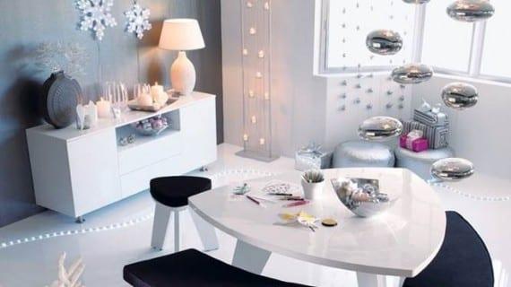 Las tendencias de decoración Navidad 2012