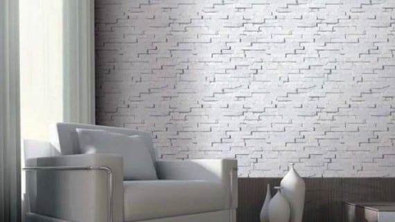 Blanco puro en la decoración