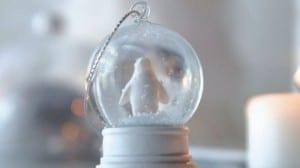Animales decorativos que crean encanto en Navidad