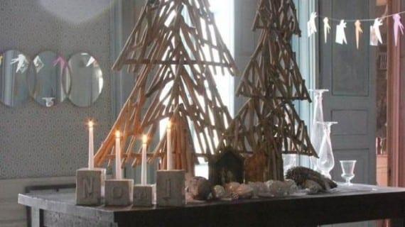 10 pequeñas ideas para la decoración navideña