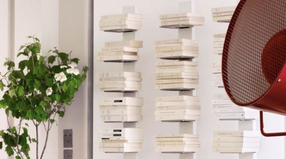 Biblioteca horizontal