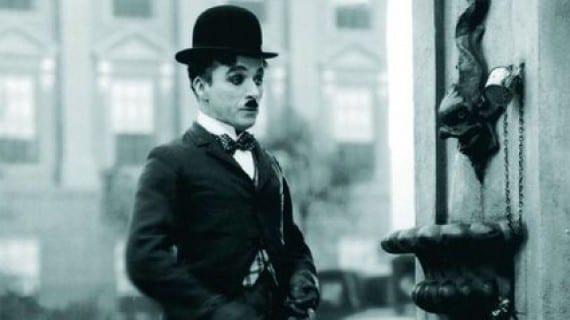 Charlie Chaplin y una decoración inspirada en el estilo