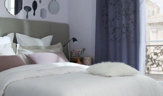 Trucos para hacer cálida tu habitación