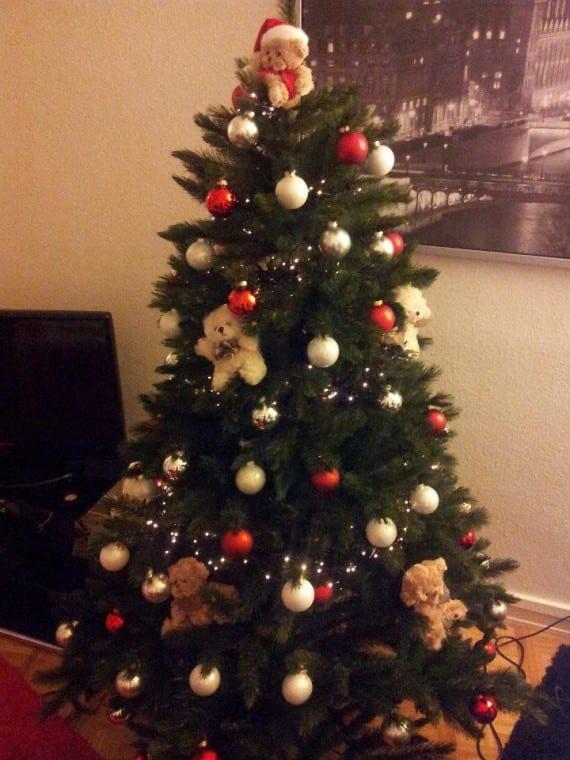 Tu árbol de navidad, el rey de la casa