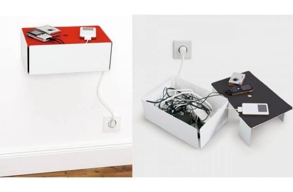 Charge Box creada por el estudio de Konstantin Slawinski