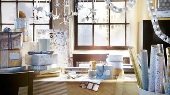 Empaqueta y decora tus regalos