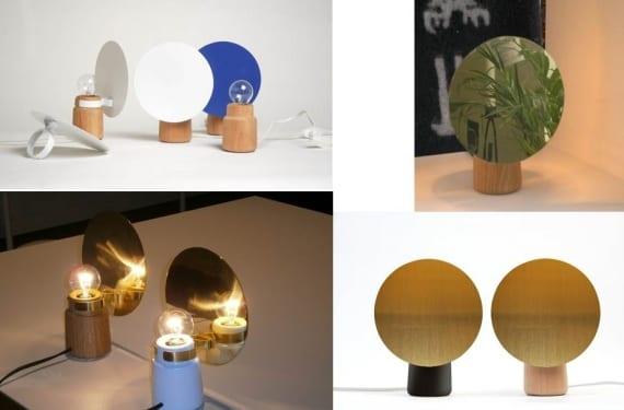 Shelf lamp de Andreas Engesvik para David design