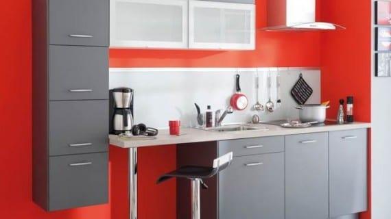 10 comedores para espacios peque os for Modelos de cocinas en espacios pequenos