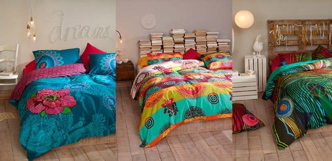 Ropa de hogar de la marca desigual - Desigual ropa de cama ...