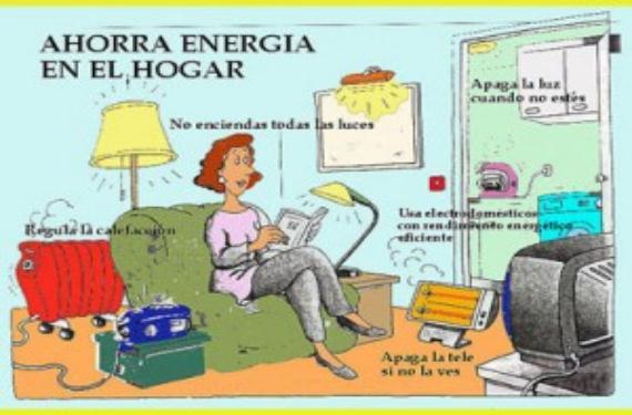 Trucos para ahorrar energ a con la decoraci n for Como tener buena energia en casa