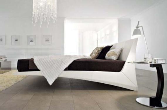 cama fliotante