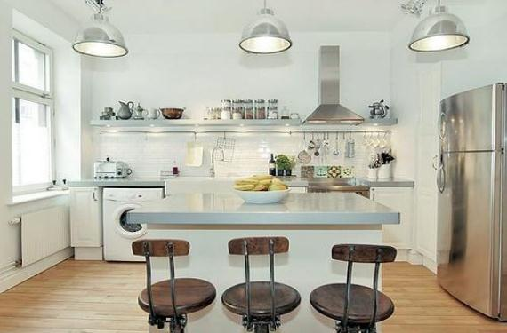 Consejos para iluminar la cocina