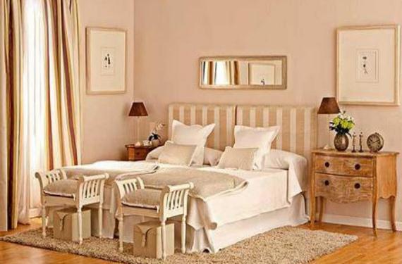 Decora tu dormitorio para ser un espacio saludable