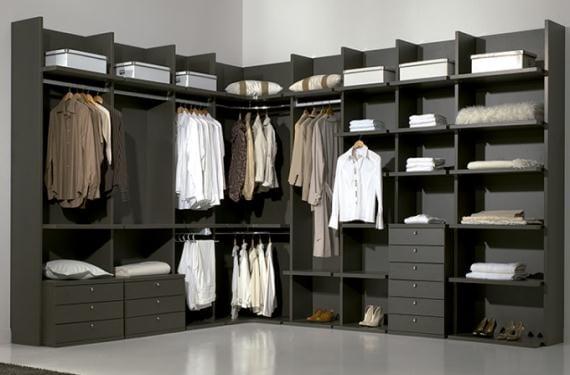 Consejos para organizar un vestidor