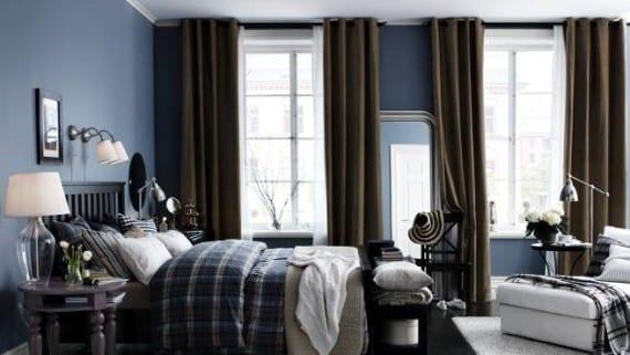 Aislar con gruesas cortinas