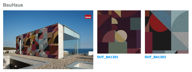 Papel pintado para el exterior de la casa for Papel para techos exteriores