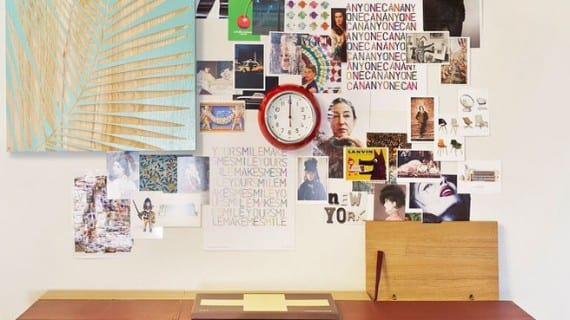 Ideas de reciclaje para decorar las paredes