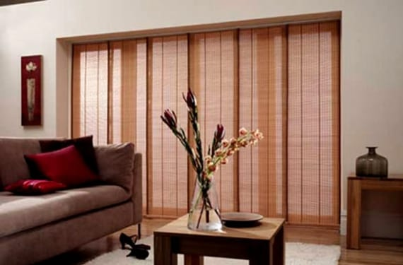 Paneles japoneses en madera