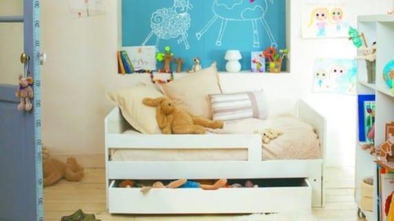 Un Sofa Cama Para Los Ninos - Cama-para-nios-pequeos