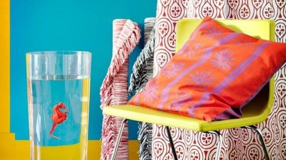 10 accesorios decorativos de Ikea para la sala de estar