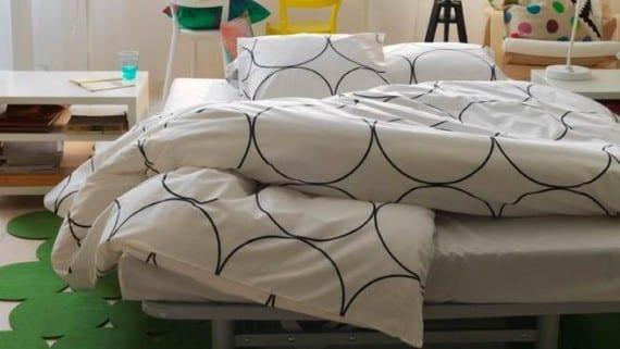 Ropa de cama grafica