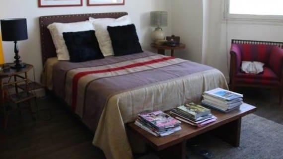 Decoración de la cama para una habitación sublime