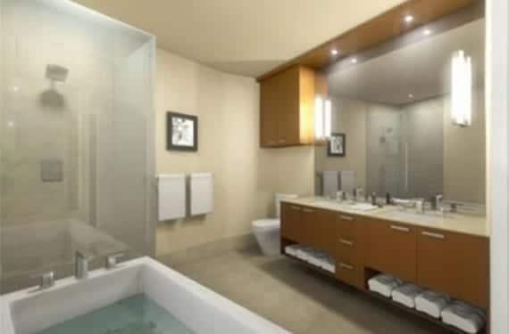 Iluminar Baño | Iluminar El Espejo Del Bano