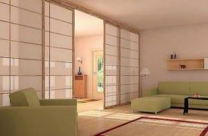 Cómo separar ambientes en un salón - comedor