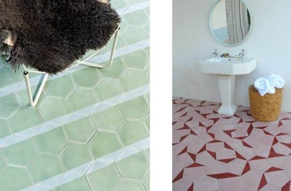 Serie de baldosas Casa de CKR para Marrakech design