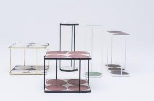 Colección de mesas para exterior Marrakech fabricadas por Berga' form