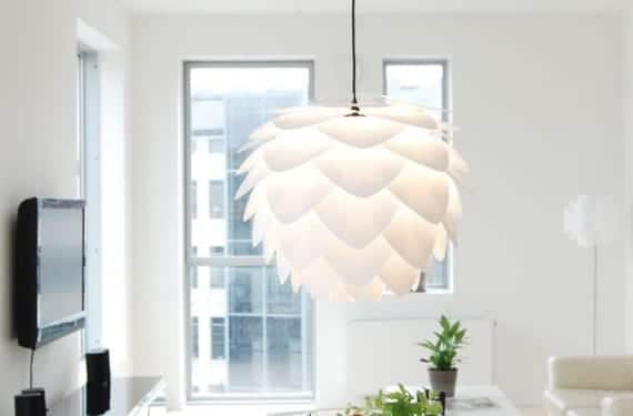 Silvia lamp from Vita Living