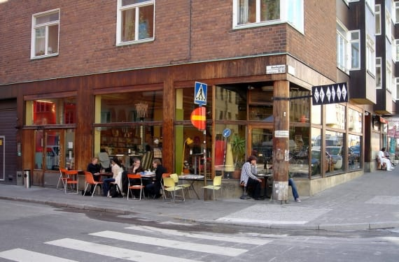 String café