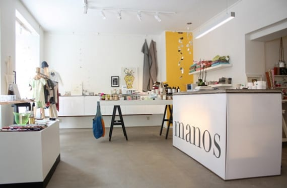 Showroom Manos