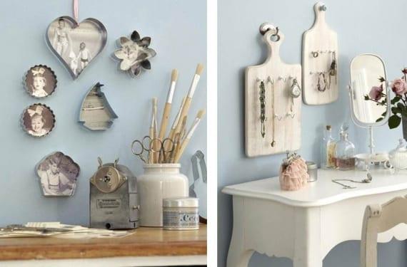 Utensilios de cocina para decorar
