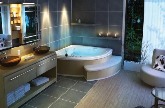 Consejos para decorar un cuarto de baño relajante