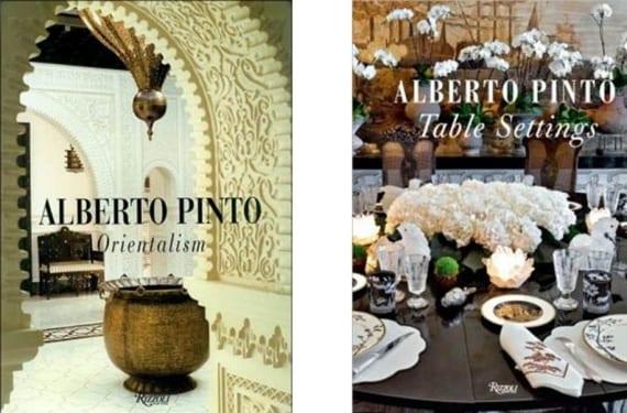 Publicaciones sobre Alberto Pinto