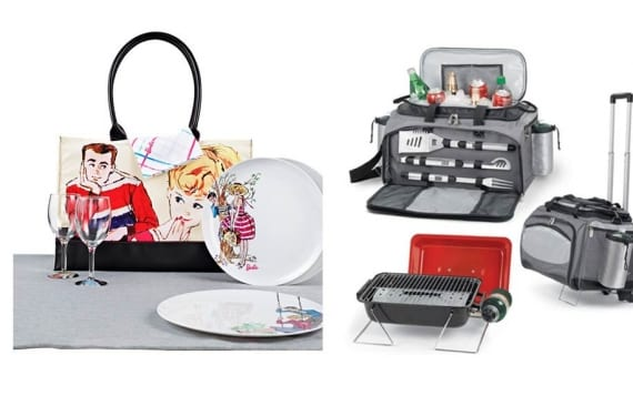 Bolsas de picnic para accesorios